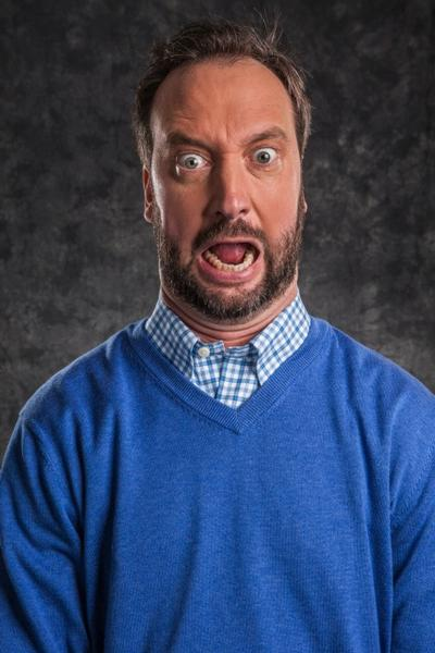 The fun loving, shocking side of Tom Green.
