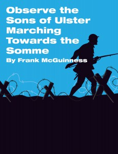 """""""Sons of Ulster"""" Theater Poster"""