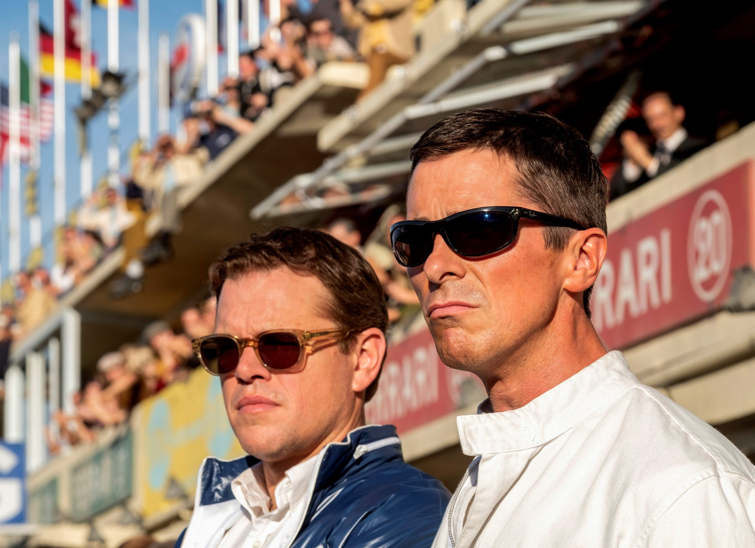 Shelby and Miles have reached the 24 Hours of Les Mans race. Will they beat Ferrari and bring home a victory for Ford?