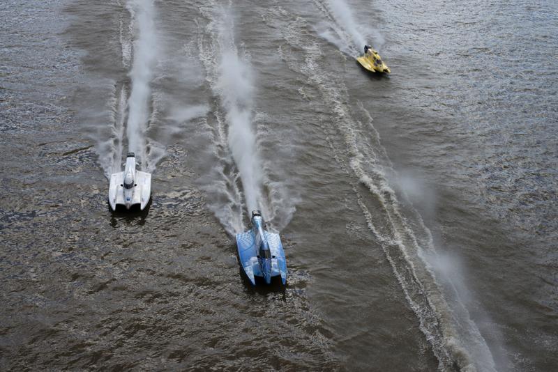 EQT Three Rivers Pittsburgh Regatta